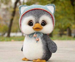 текст песни «Один симпатичный пингвинчик»